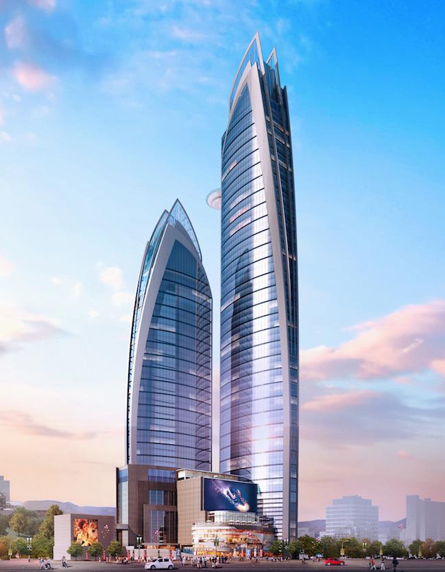 Nairobi Tower Kenya Meinhardt Transforming Cities