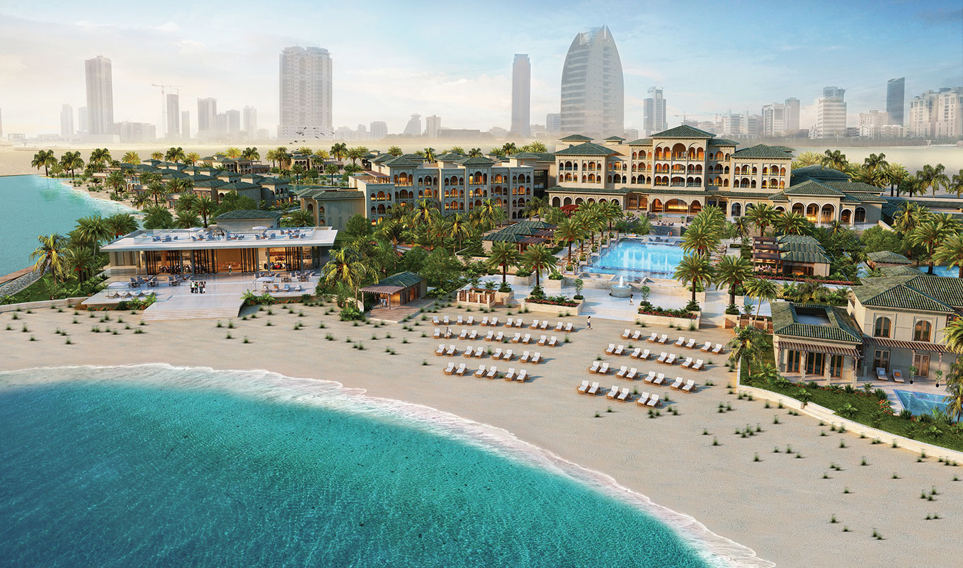 One Amp Only Bahrain Meinhardt Transforming Cities